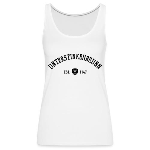 Unterstinkenbrunn PURE - Frauen Premium Tank Top