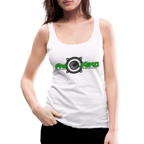 FreQ.Kenzi Logo - Frauen Premium Tank Top