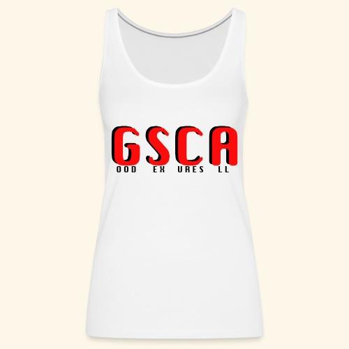GSCA - Canotta premium da donna