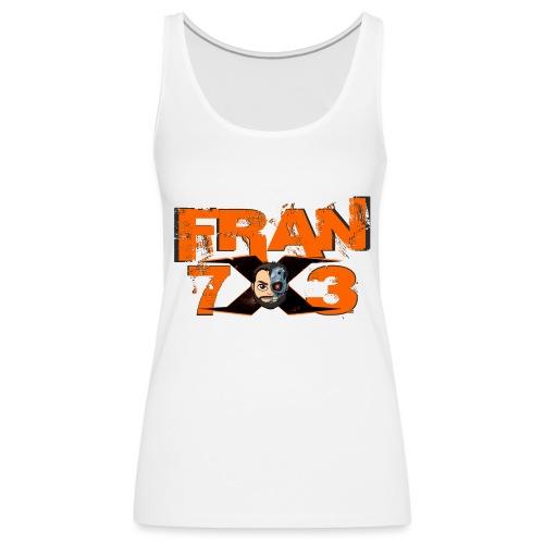 FranX73 Retro - Camiseta de tirantes premium mujer