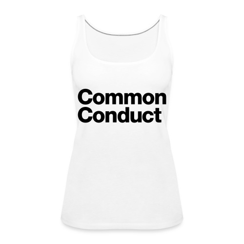 Common Sports - Women's Premium Tank Top