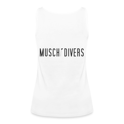 MUSCHi DIVERS 2017 Facelift Diver Edition Sb - Frauen Premium Tank Top