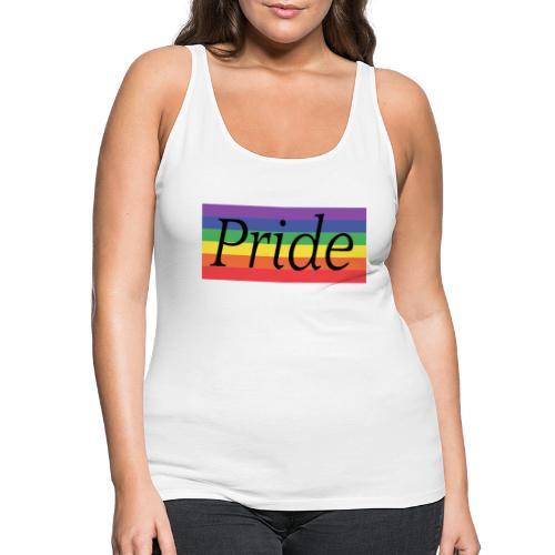 Pride | Regenbogen | LGBT - Frauen Premium Tank Top