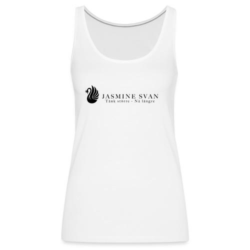 JasmineBrand - Premiumtanktopp dam