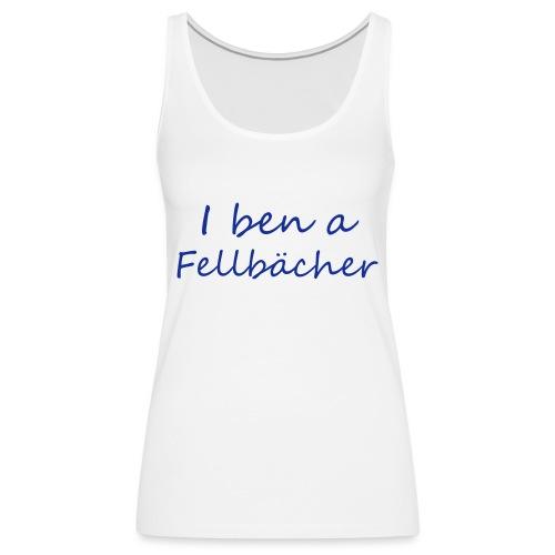 Fellbaecher - Frauen Premium Tank Top