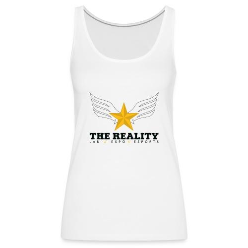 The Reality Mug - Vrouwen Premium tank top