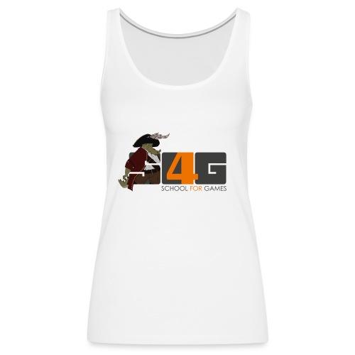 Tshirt 01 png - Frauen Premium Tank Top
