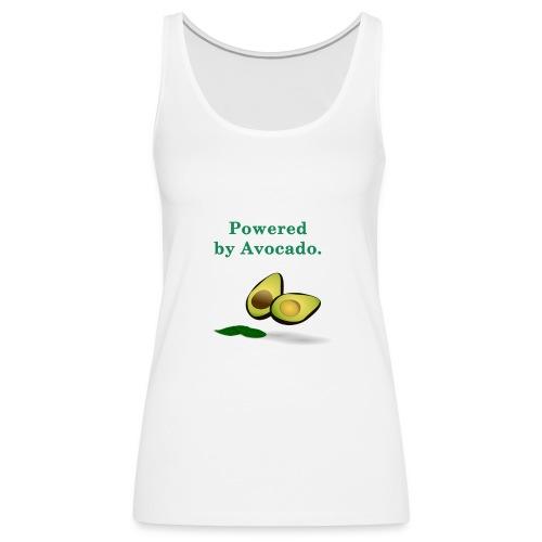 T-shirt ; Powered by avocado - Débardeur Premium Femme