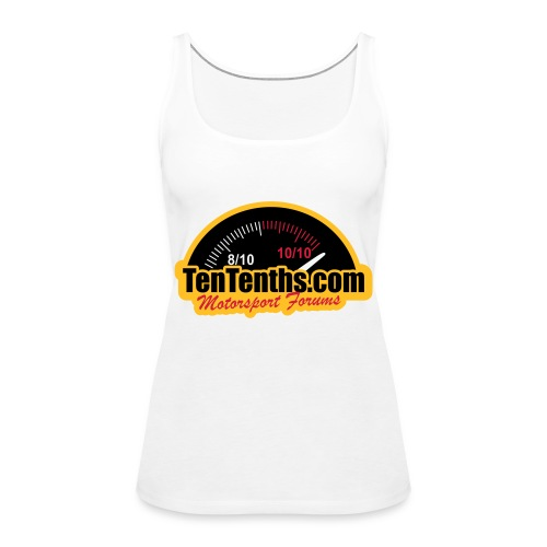 3Colour_Logo - Women's Premium Tank Top