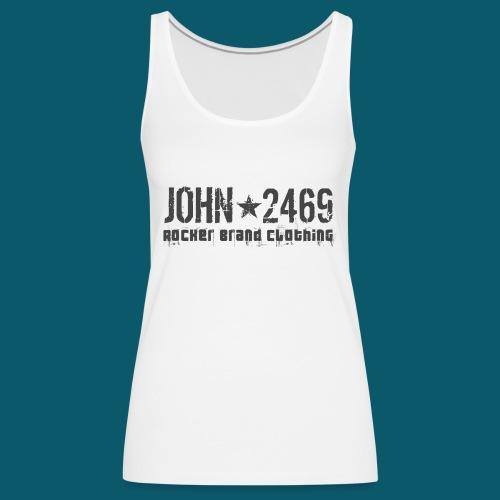 JOHN2469 prova per spread - Canotta premium da donna