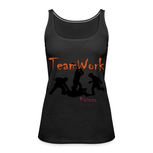 team work - Débardeur Premium Femme