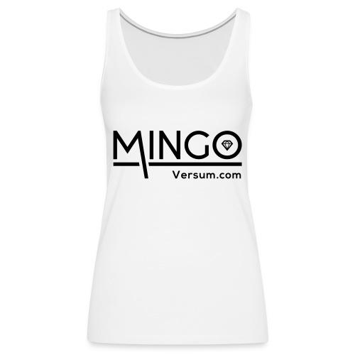 mingoversum akademie nw logo - Women's Premium Tank Top