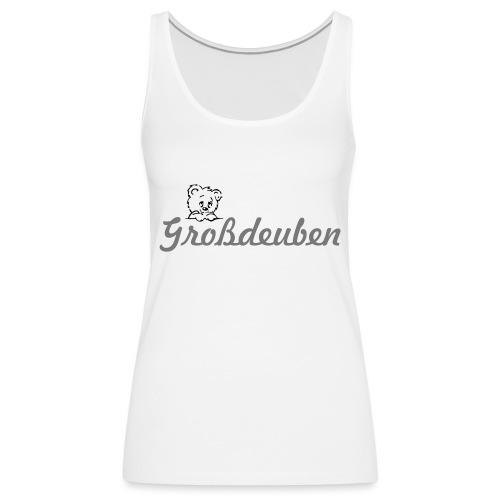 GROSSDEUBEN - Frauen Premium Tank Top
