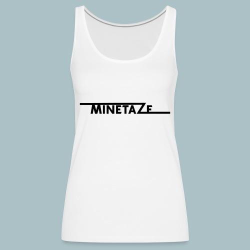 Minetace-png - Vrouwen Premium tank top