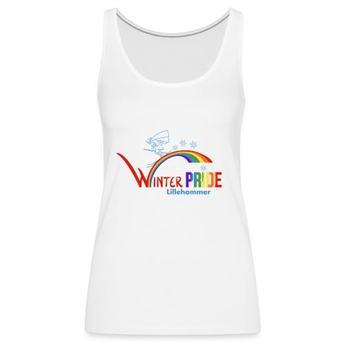 Winterpride - Premium singlet for kvinner