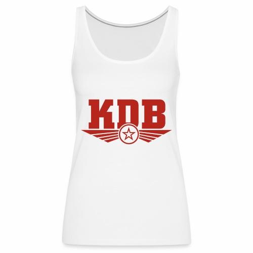 KDB - Women's Premium Tank Top