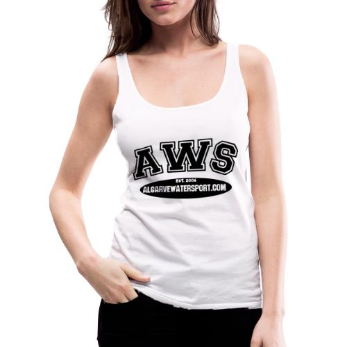 AWS Athlet - Women's Premium Tank Top