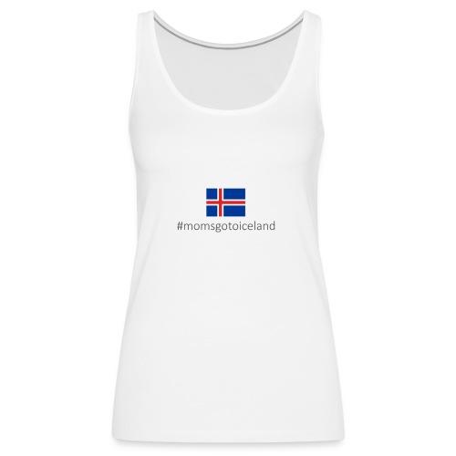 Iceland - Women's Premium Tank Top