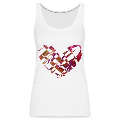 Heartbreaker - Frauen Premium Tank Top