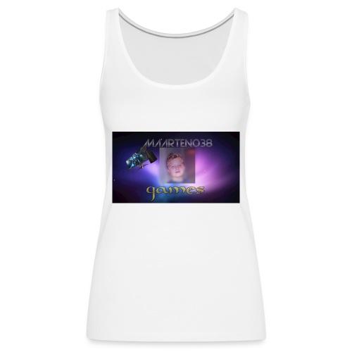maarten038 kleding - Vrouwen Premium tank top