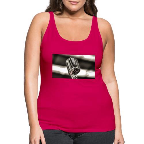 Cantar es mi Pasión - Camiseta de tirantes premium mujer