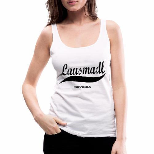 LAUSMADL BAVARIA - Frauen Premium Tank Top