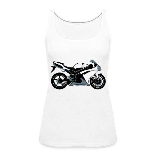 R1 07-on V2 - Women's Premium Tank Top