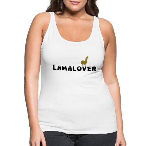 Lamalover - Frauen Premium Tank Top