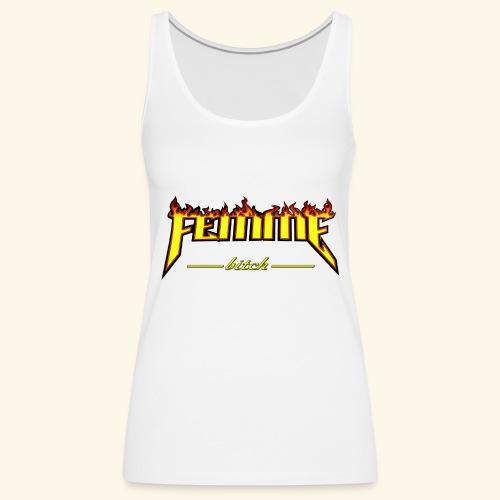 Femme.bitch - Women's Premium Tank Top