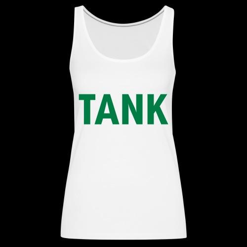 tank - Vrouwen Premium tank top