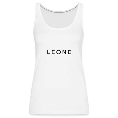 Leone Luxury × Chic - Canotta premium da donna