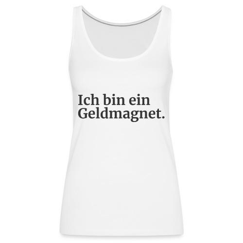 iffb geldmagnet - Frauen Premium Tank Top