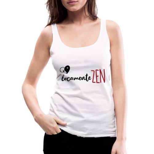 Camiseta Mujer LZ - Camiseta de tirantes premium mujer