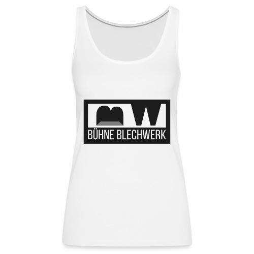 BBW logo - Frauen Premium Tank Top
