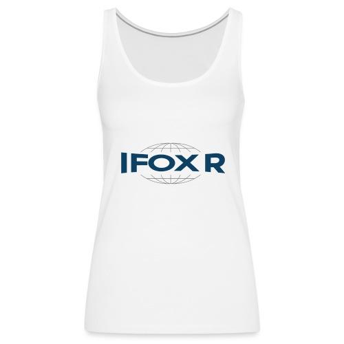 IFOX Logo - Premiumtanktopp dam