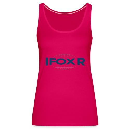 IFOX MUGG - Premiumtanktopp dam
