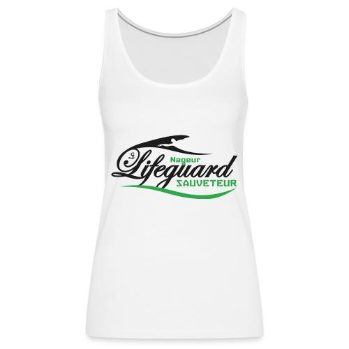 lifeguard NS - Débardeur Premium Femme
