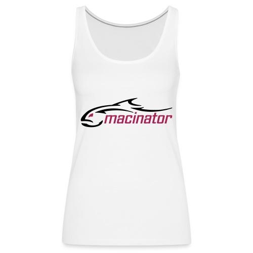 macinator 2020 - Canotta premium da donna