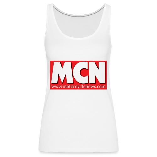mcnlogo url - Women's Premium Tank Top