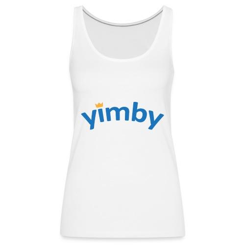 Yimby Göteborg väska - Premiumtanktopp dam