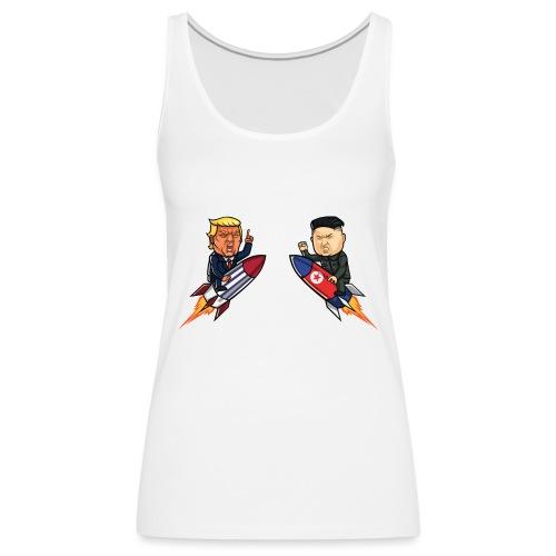 Nuke game - Camiseta de tirantes premium mujer