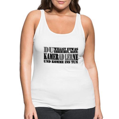 KamerAdler - Frauen Premium Tank Top