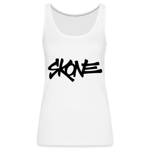 Skone - Camiseta de tirantes premium mujer