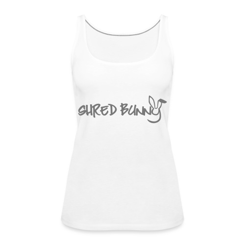 shred bunny T-Shirts - Frauen Premium Tank Top