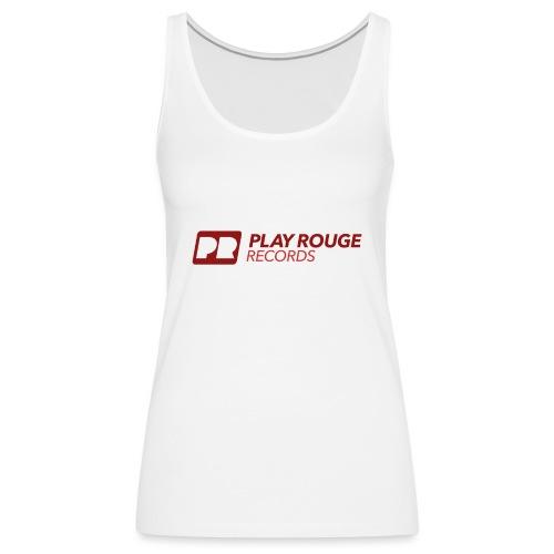 logo prr rgb 2600x800 png - Women's Premium Tank Top