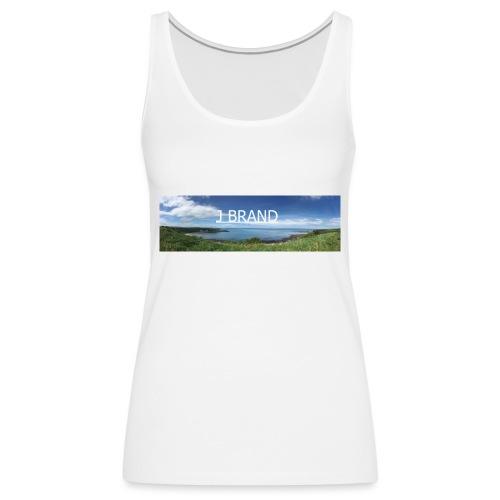 J BRAND Clothing - Women's Premium Tank Top