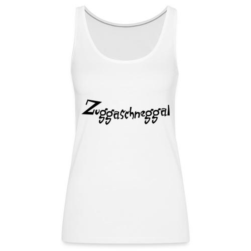 Zuckerschnecke - Frauen Premium Tank Top