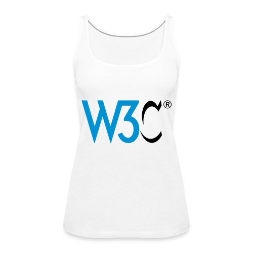 w3c - Women's Premium Tank Top