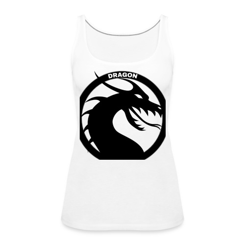 Dragon Shirt - Frauen Premium Tank Top