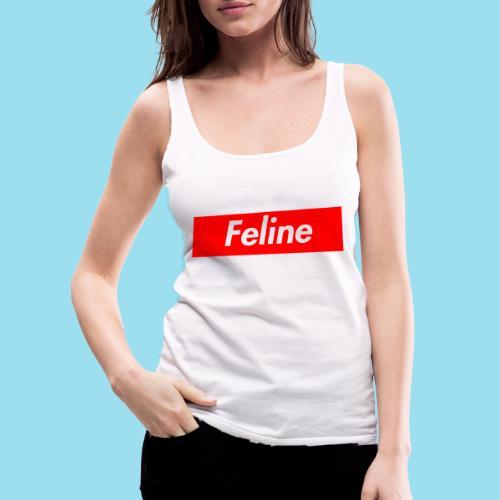 FELINE Supmeme - Frauen Premium Tank Top